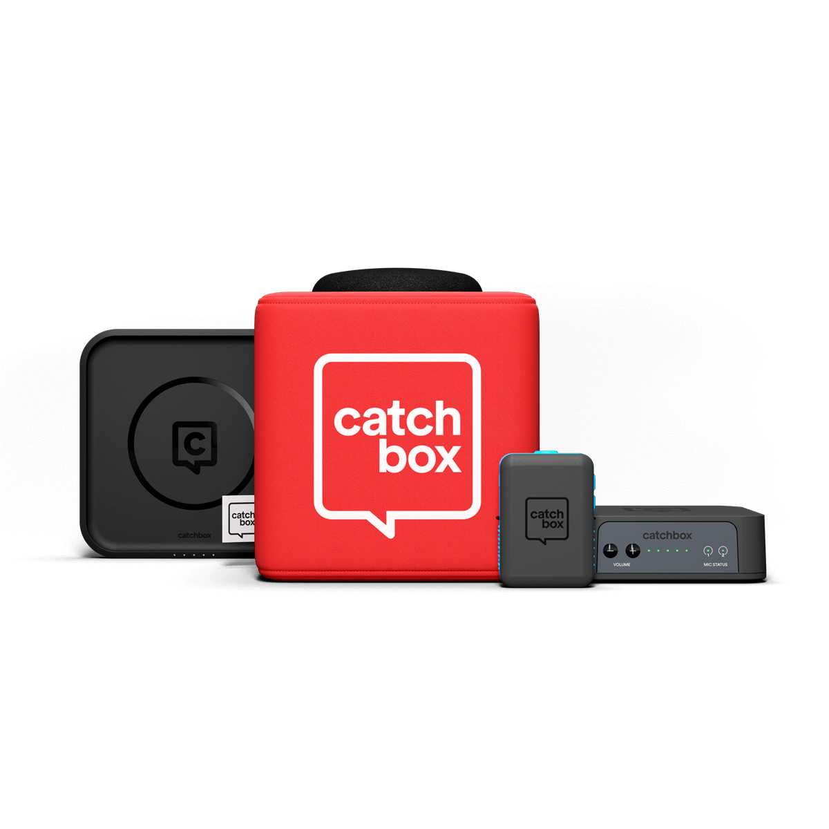 Catchbox Plus classroom microphone system